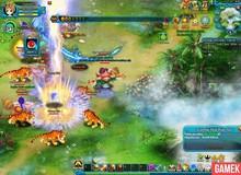 Trải nghiệm Chà Bá Lửa Tây Du Ký - Game mới ra mắt tại Việt Nam