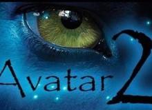 Lộ diện hình ảnh đầu tiên của phim bom tấn Avatar 2