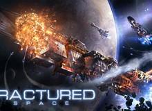 Đánh giá Fractured Space - Game không chiến cực dị cho gamer Việt