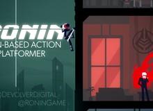 Ronin - Siêu phẩm platform 2D sẽ tân công mobile