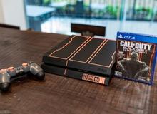 Ngắm nhìn cỗ máy PS4 phiên bản Black Ops 3 cực ngầu