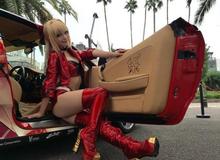 Choáng với chiếc xe Ferrari theo phong cách Anime Fate/Stay night
