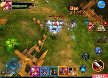 Trải nghiệm Thiên Hạ Vô Song - Game mới ra mắt tại Việt Nam