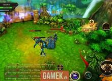 Trải nghiệm Quần Long Tranh Bá - Game mới ra mắt tại Việt Nam
