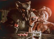 Ngắm nhìn bộ cosplay Fallout cực đỉnh dịp Halloween