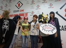 Escape Game - Game giải đố ngoài đời thực dành cho game thủ Sài Thành