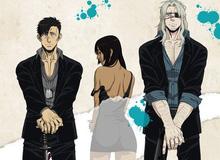 Gangsta. - Anime hành động tội phạm cực chất