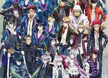 K: Return of Kings - Sự trở lại của series anime đình đám