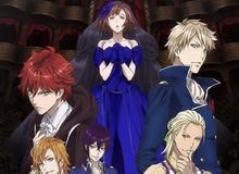 """Dance with Devils - Anime với cốt truyện """"harem đảo ngược"""""""
