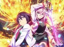 The Asterisk War - Anime hành động viễn tưởng dựa theo light novel