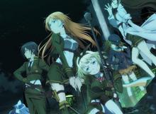 """AntiMagic Academy """"The 35th Test Platoon"""" - Anime giả tưởng về thợ săn phù thủy"""