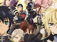 Seraph of the End: Battle in Nagoya - Mùa hai của anime chống ma cà rồng