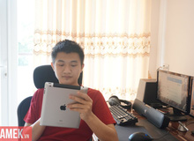 Gặp gỡ bạn trẻ Việt tự làm game online bắn súng cực đỉnh