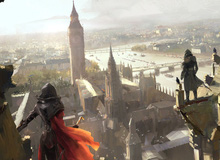 Những bức họa đẹp ngất ngây của Assassin's Creed: Syndicate