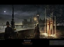 Ngỡ ngàng với vẻ đẹp thành phố London của Assassin's Creed
