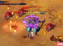 Webgame Bách Chiến Phong Thần được đưa về Việt Nam
