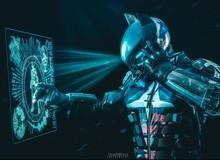 Cosplay Batman: Arkham Knight cực đỉnh nhờ trang phục in 3D