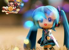 Hatsune Miku bất ngờ xuất hiện trong game mobile sắp về Việt Nam