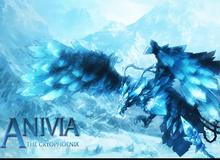 Liên Minh Huyền Thoại: Tuyệt đỉnh Faker với chim băng Anivia