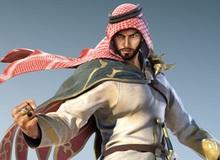 Tekken 7 giới thiệu võ sĩ mới đến từ Ả Rập