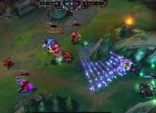 Liên Minh Huyền Thoại: Piglet bắn nát team địch với Ashe mới