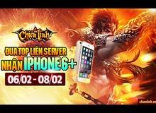 Chiến Linh Open Beta treo thưởng iPHONE 6+ đua TOP – Tặng Giftcode