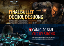 Final Bullet khoe Infographic game