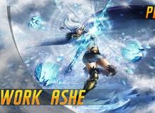 Liên Minh Huyền Thoại: Ashe hồi sinh trên đấu trường chuyên nghiệp
