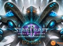 Giải đấu StarCraft II lớn nhất Việt Nam sắp khởi tranh