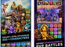 Skydoms - Game mobile RPG kết hợp match-3 cực hấp dẫn