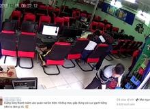 """Thanh niên """"nhọ"""" hack nhầm điện thoại hỏng tại quán net"""