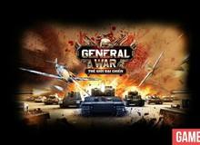 Tặng 1000 Gift Code General War mừng phiên bản mới