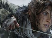 Thót tim với màn thoát hiểm của Lara Croft trong Tomb Raider mới