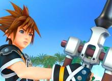 Kingdom Hearts 3 xuất hiện ấn tượng cùng đoạn trailer mới