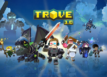 Trove - Game giống Minecraft đang thu hút game thủ Việt