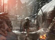 Mãn nhãn với gameplay của Rise of the Tomb Raider