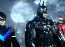 Người Dơi không đơn độc trong Batman: Arkham Knight