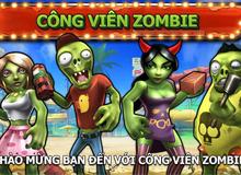 Công Viên Zombie - Trải nghiệm bắn súng tọa độ phiên bản Zombie