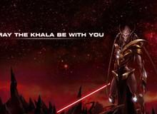 Blizzard tung loạt hình chế về Star Wars