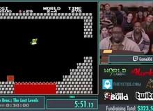 Thưởng lãm màn chơi Mario siêu tốc chỉ trong 30 phút