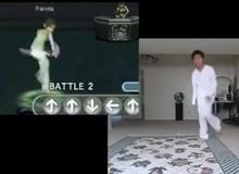 Bắt gặp chàng trai nhảy đẹp như nhân vật game