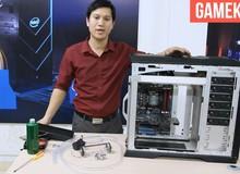 [Độc Quyền] GameK cùng chuyên gia hướng dẫn lắp tản nhiệt nước