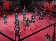 Xem màn đấu võ đài theo phong cách game MOBA