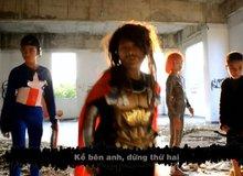 Ca khúc 'Bé tập đếm Avengers' cực hay cho game thủ Việt