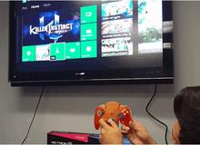 Dùng tay cầm máy chơi game cổ trên Xbox One