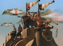 Sẽ ra sao nếu phim hành động Mad Max được làm theo kiểu Star Wars?