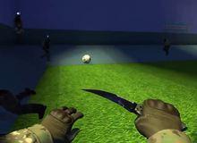 Đã có thể chơi bóng đá, bóng chuyền trong game bắn súng