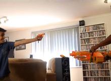 Cuộc chiến 'súng nhựa' kinh điển của game thủ cuồng FPS
