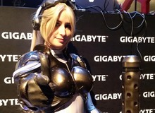 """Khâm phục bộ cosplay sử dụng """"in 3D"""" đỉnh nhất BlizzCon 2015"""