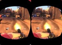 Top game online đỉnh đã hỗ trợ thiết bị thực tế ảo VR